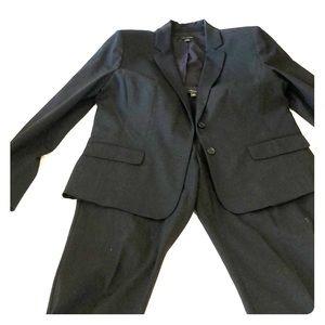 Ann Taylor suit - black